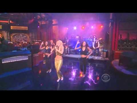 Shakira - Loca (In Show David Letterman)