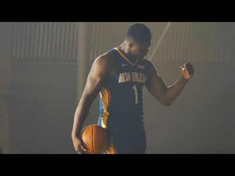 NBA 2K20: Next Up Feat. Zion Williamson thumbnail