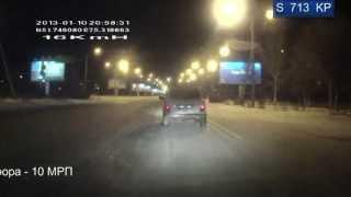 preview picture of video 'ГАИ, Полиция нарушает ПДД в Экибастузе.1 ч.'