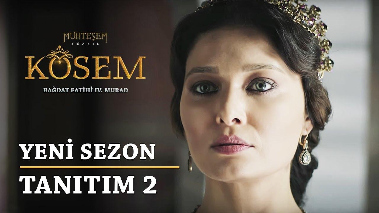 Видео про 2 сезон сериала Кёсем Султан