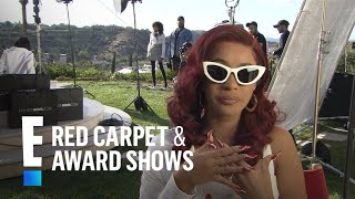 Cardi B Gushes Over