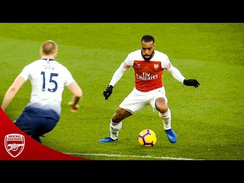 This is What Makes Lacazette So Damn Good!