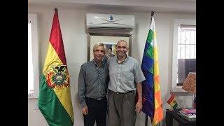 Entrevista exclusiva con el embajador de Bolivia en Venezuela!