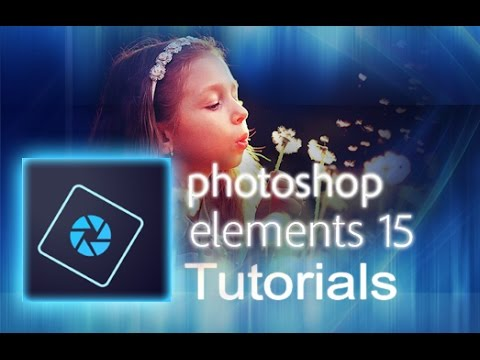 Photoshop Elements - Full Tutorial for Beginners [+General ...