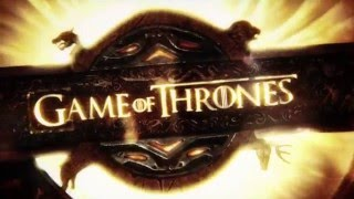 Game Of Thrones Season 6 Intro 1080p