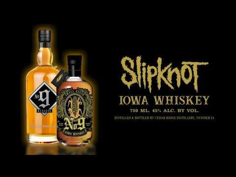 Slipknot: No. 9 Iowa Whiskey