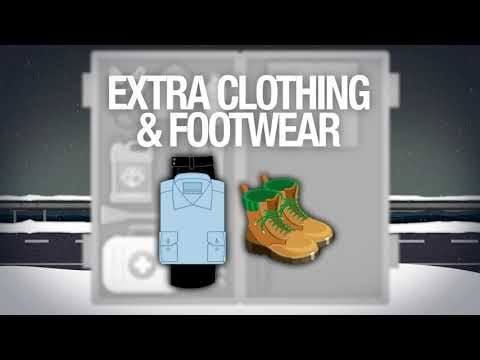 Extra clothing and footwear