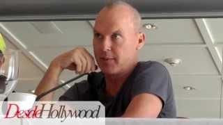 Michael Keaton's Funny BATMAN Suit Story   Kholo.pk