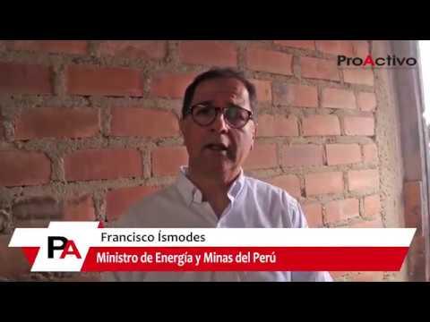 Las Bambas: Entrevista al Ministro Francisco Ísmodes