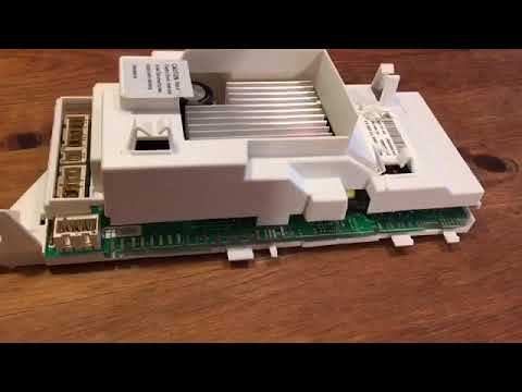 How to Repair Hotpoint WML520 WML540 WML560 WMAL641 + others
