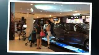preview picture of video 'New Modulo Honda City | All New Honda City Roadshow In Queensbay Mall Apr 2014'