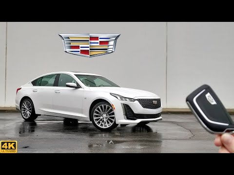 External Review Video E_AKg4zxD1g for Cadillac CT5 Sedan