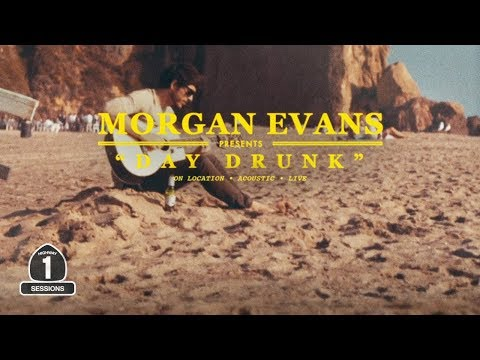 "Morgan Evans - ""Day Drunk"" [Highway 1 Sessions]"