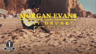 """Morgan Evans   """"Day Drunk"""" [Highway 1 Sessions]"""