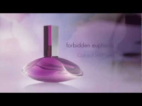 forbidden euphoria calvin klein - презентация одежды Calvin Klein