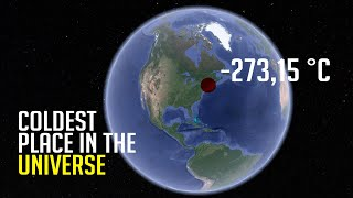 The Coldest Place in The Universe is On Earth!