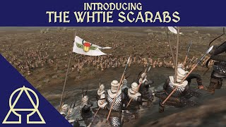 Introducing the White Scarabs - New Minor Faction  - Mount and Blade II Bannerlord