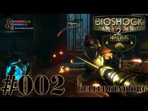 Bioshock 2 Minerva´s Den [HD|60FPS] #002 - Auf zu Porters Büro ★ Let's Play Bioshock 2 MD