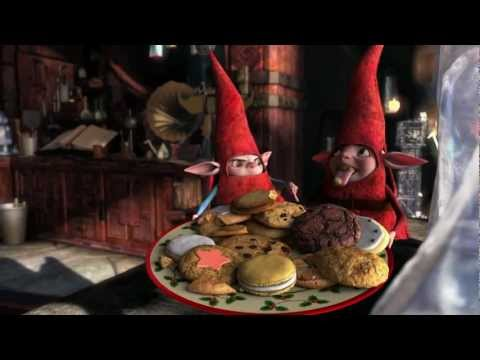 RISE OF THE GUARDIANS - Trailer of the Elves