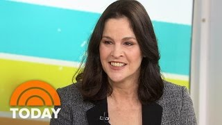 Ally Sheedy Talks Dark Comedy 'Little Sister,' Teaching Film | TODAY