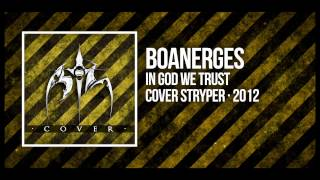 Boanerges - COVER STRYPER I.G.W.T.