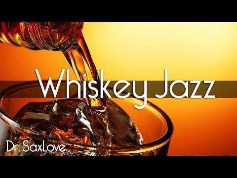 Whiskey Jazz  1 Hour Smooth Jazz Saxophone Instrumental Music for Relaxing and Study