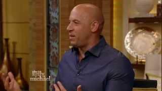 Пол Уокер, Vin Diesel Talks About Paul Walker