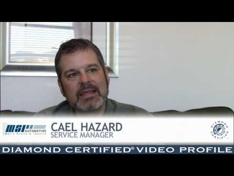MSI Automotive video