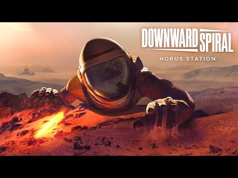Downward Spiral: Horus Station - Announcement Trailer thumbnail