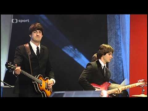 Brouci Band - The Beatles Revival - Brouci Band - The Beatles Revival - A Hard Day's Night - Czech T