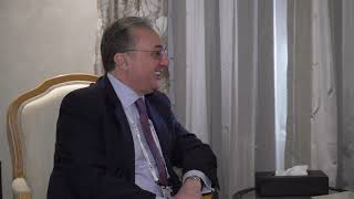 Meeting between Foreign Ministers of Armenia and Iraq