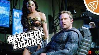 How Justice League Set Up Ben Affleck's Batman Exit! (Nerdist News w/ Jessica Chobot)