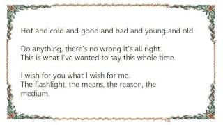 Far - What I've Wanted to Say Lyrics