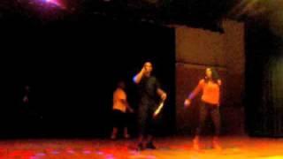 Babycord Ant Toni Devon Performs Twerk It Atlanta Ga