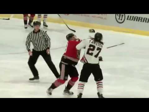 Alexander Taulien vs. Scott Trask