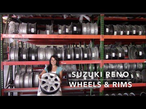 Factory Original Suzuki Reno Rims & OEM Suzuki Reno Wheels – OriginalWheel.com