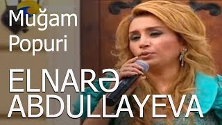 Elnare Abdullayeva Vasif Azimov Mugam Popuri Xezer Tv 5/5 Verlisi