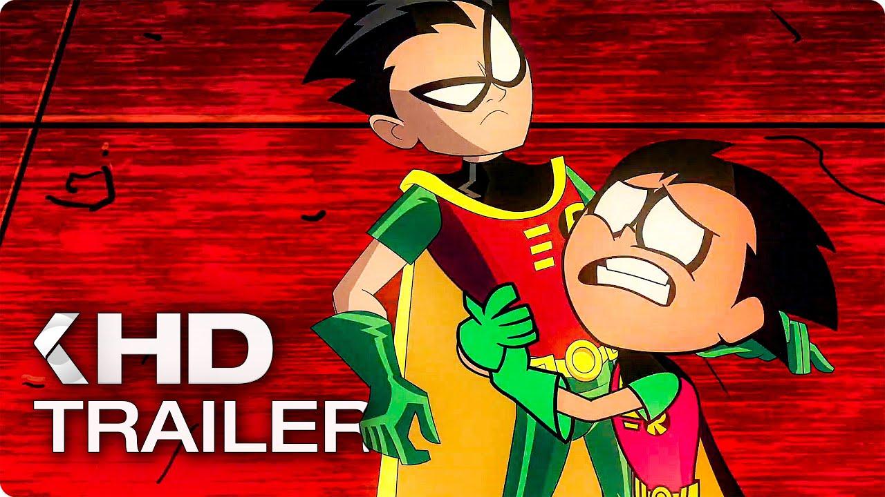 Teen Titans Go! Vs. Teen Titans, 2019
