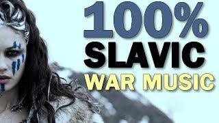 Best Slavic War Tribal Pagan Music | 45 MIN MIX | by Slavic Affairs