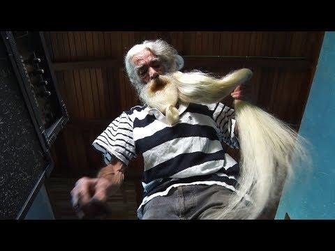 Você sabia? Homem com uma das maiores barbas do Brasil é de Friburgo