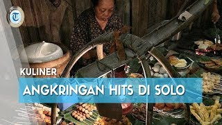 7 Angkringan Hits di Solo, Cocok Jadi Tempat Nongkrong di Malam Hari