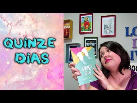 Quinze dias, Vitor Martins - resenha sem spoilers - 2017