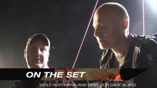 """ACCEPT - """"Teutonic Terror"""" (OFFICAL BEHIND THE SCENES)"""