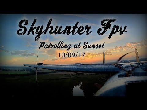 skyhunter-fpv-patrolling-around-at-sunset-10917