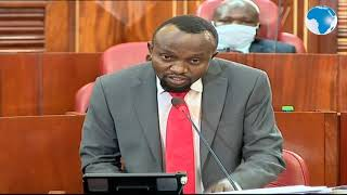 Lawyer Ndegwa Njiiru grills Governor Ann Waiguru's witness