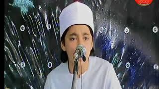 الطفل زياد محمد خليل الذى ادهش الجميع بحضورة فى عزاء الحاج عيد عزال عزبة غزال حوش  عيسى بحيرة 12 4 2