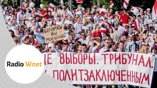 """Dzikawicki o """"zaprzysiężeniu"""" Łukaszenki: Dzisiejsze wydarzenie nic dla Białorusinów nie znaczy"""