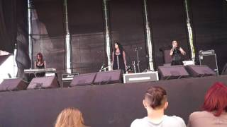Video Dark Letter - Confession feat. Valyen Songbird (acoustic show at