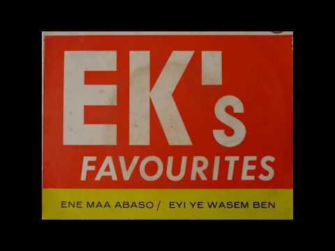 E. K. Nyame / E. K.'s Band - Ene Maa Abaso