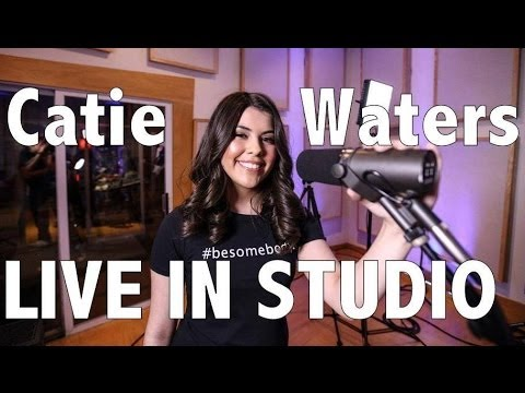Catie Waters - Spirit In The Sound (Live In Studio)